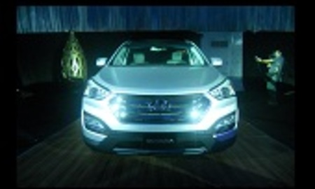 2013 hyundai santa fe launch in dubai atlantis   thumb