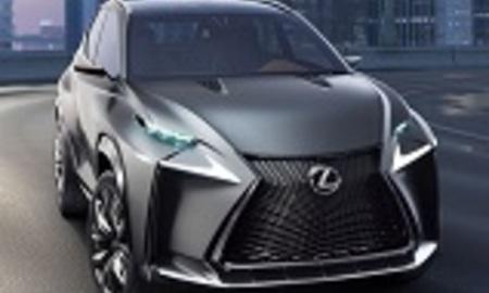 Lexus lf nx turbo