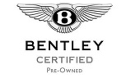 Bentley pre owned thumb