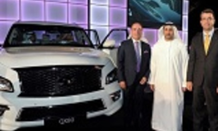 Mr. tareq al masaood  md of ama  along with irfan tansel  ceo of ama and juergen schmitz  md of infiniti me.