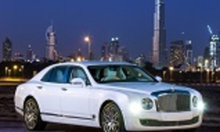 Bentley uae mulsanne majestic exterior