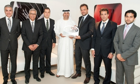 Maserati recognises al tayer motors