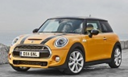 2015 mini cooper hatch front