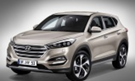 All new tucson   front