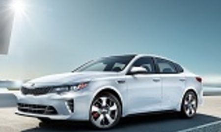 Kia optima 2016 side