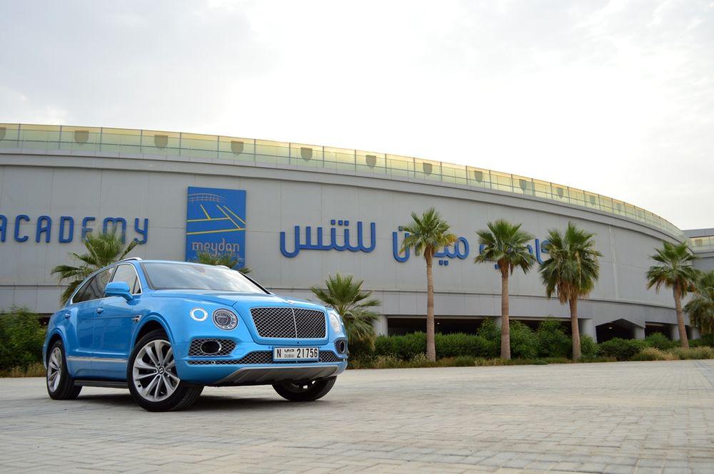 تقرير: تجربتنا لسيارة بنتلي بنتايجا 2017
