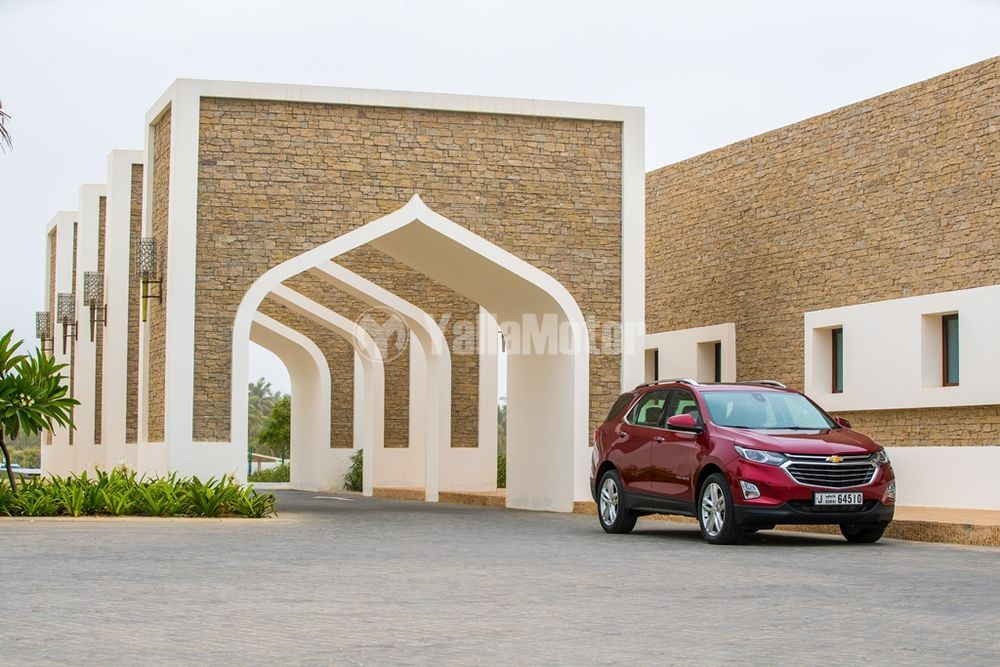 إطلاق سيارة شيفروليه ايكونس 2018 لأول مرة في الشرق الأوسط