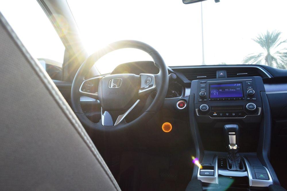 تجربتنا لسيارة هوندا سيفيك 2017 للأسبوع الثاني