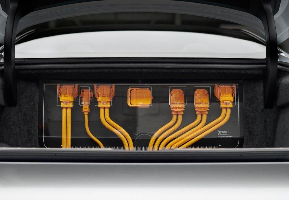 Volvo Polestar 1 set to become a Tesla killer