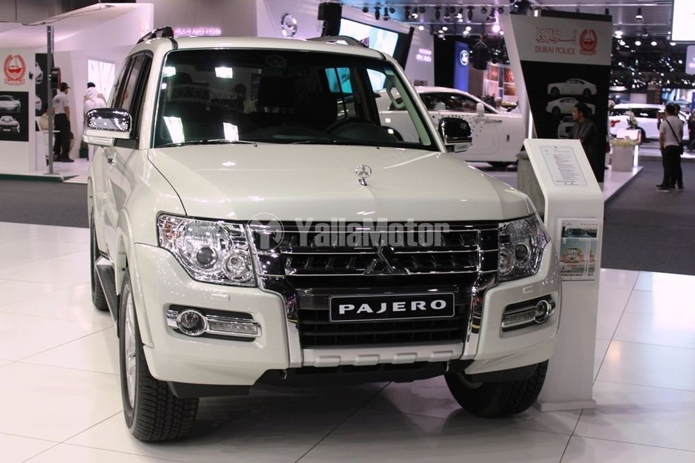 Mitsubishi Pajero 2017 GLS V6 in UAE: New Car Prices, Specs