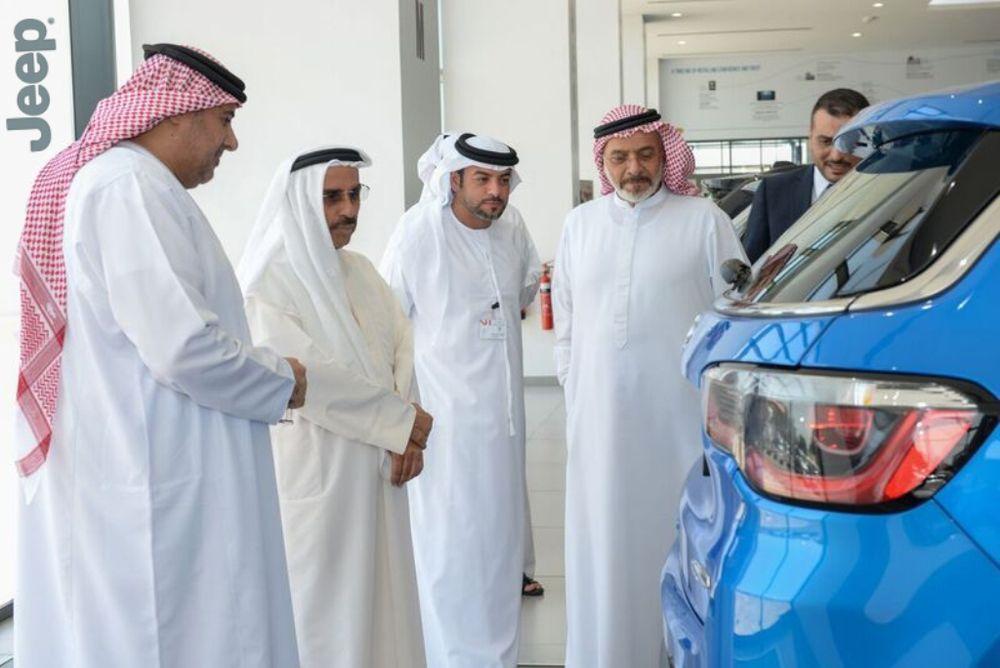 Western Motors opens new Jeep showroom in Abu Dhabi
