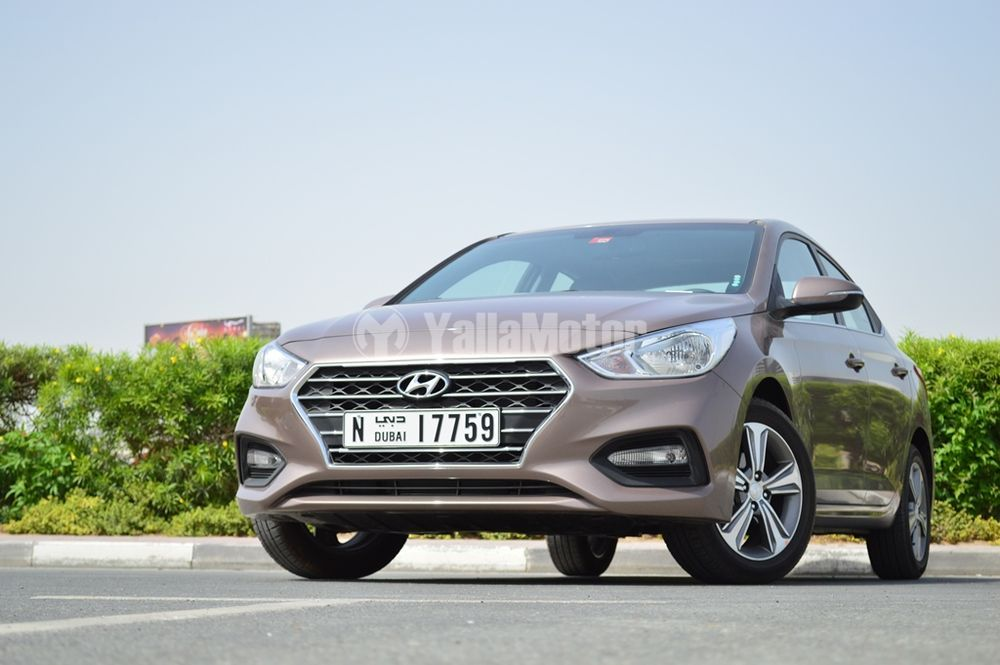 Hyundai Accent 2018 Review