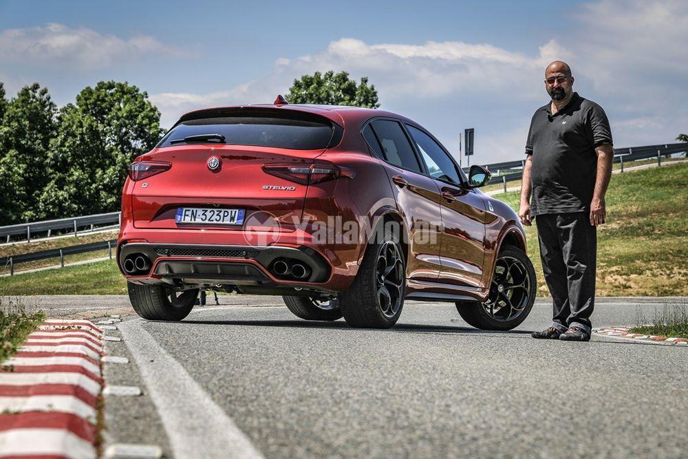 Alfa Romeo Stelvio Quadrifoglio 2018 Review