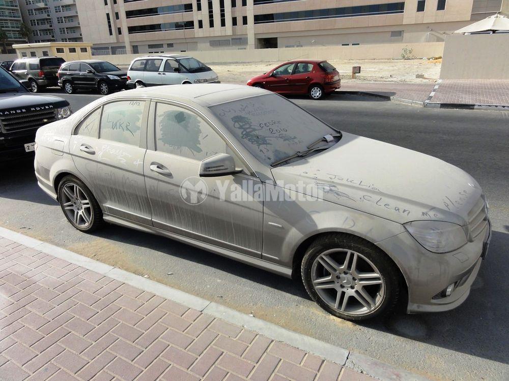 Dirty Car Dubai