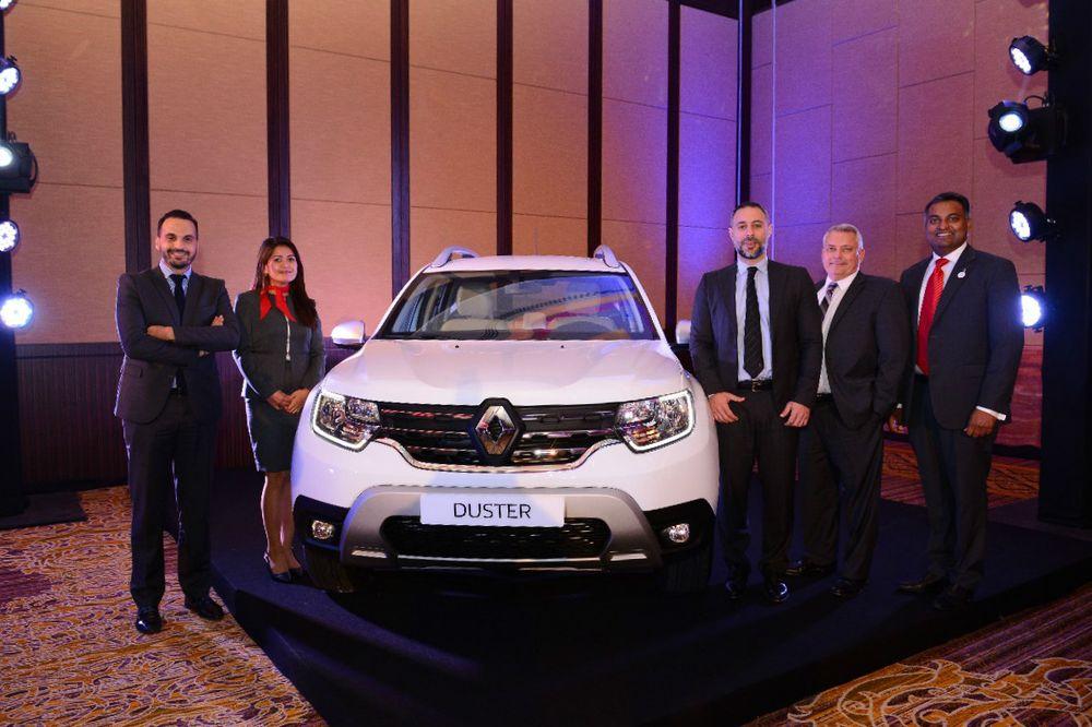 Renault Duster 2019 Launch UAE