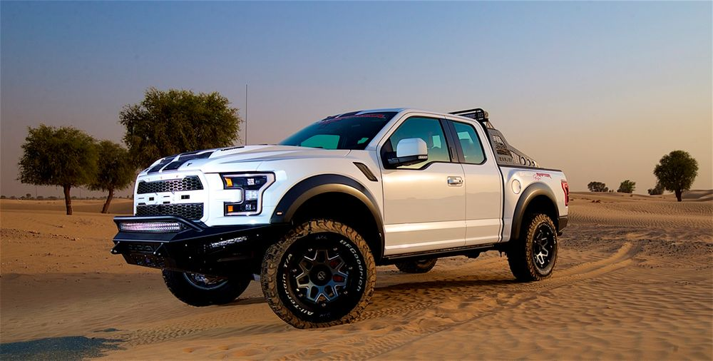 2019 Ford F150 Shelby debuts in the UAE | UAE - YallaMotor