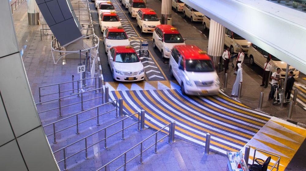 Dubai Taxi WiFi