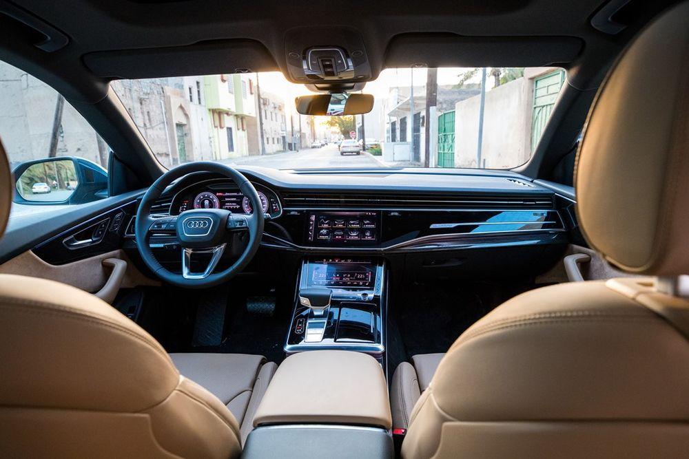 Audi Q8 Makes Regional Debut In Oman Oman Yallamotor