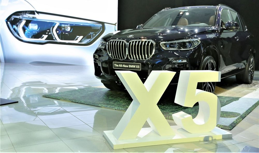 BMW X5 2019 Front