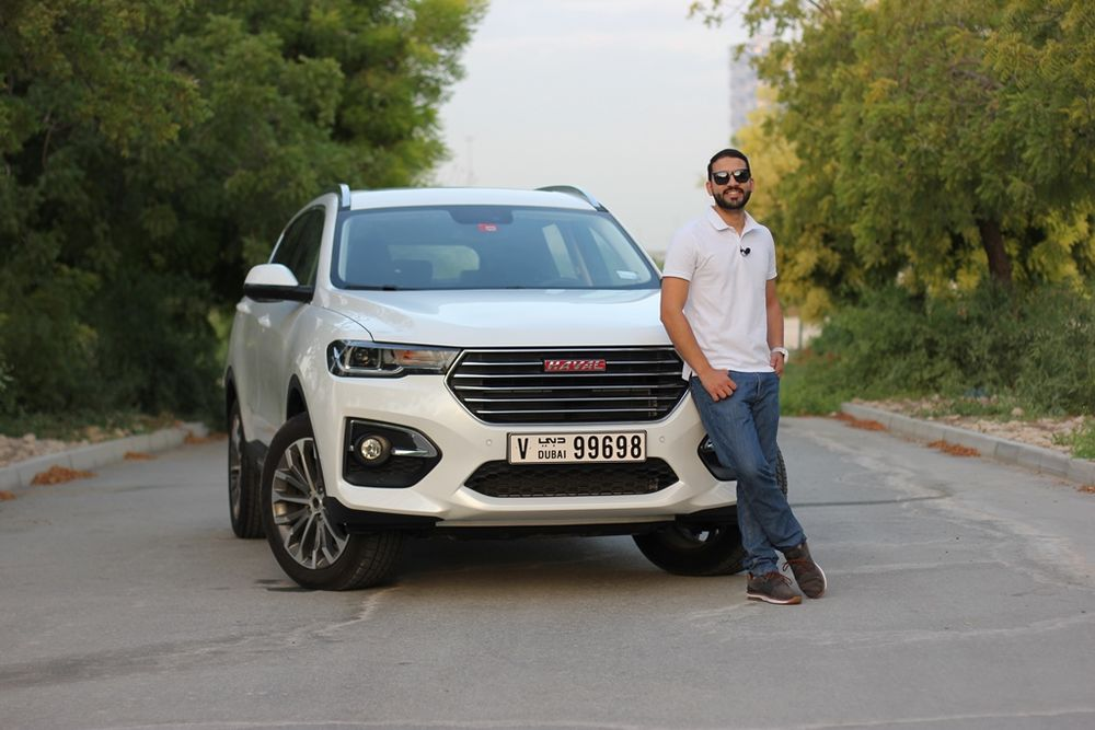 Haval H6 2019 Front