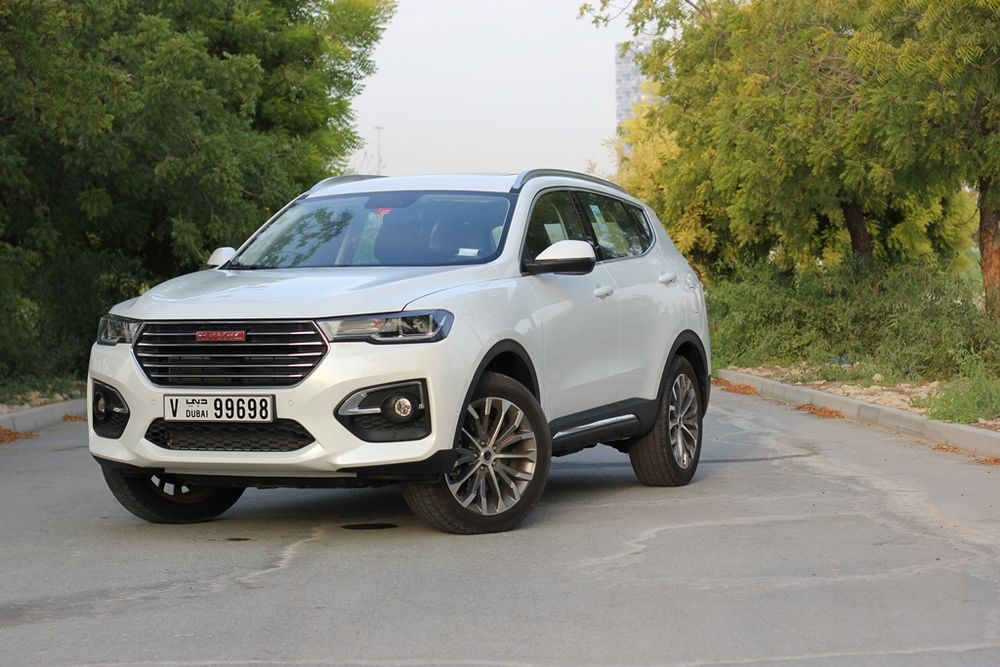 Haval H6 2019 Front - 2
