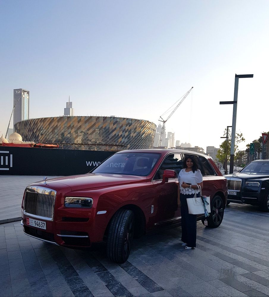 Rolls Royce Cullinan 2019 Review