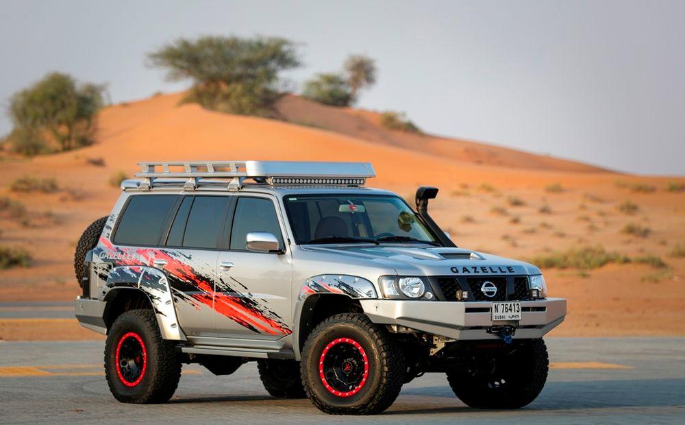 Nissan Patrol Safari Gazelle X