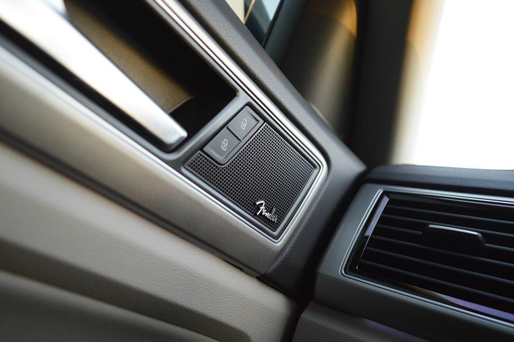 Fender Audio Volkswagen Teramont