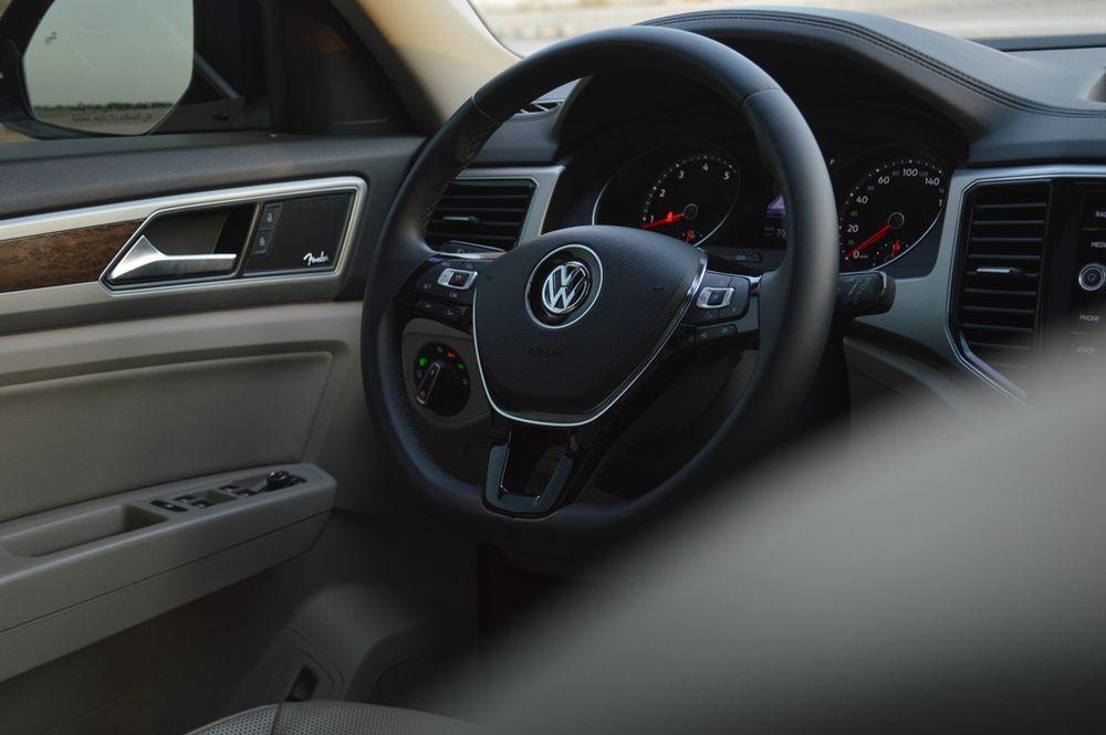 Volkswagen Teramont 2019 Interior