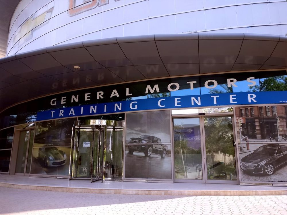 General Motors Training Center Dubai