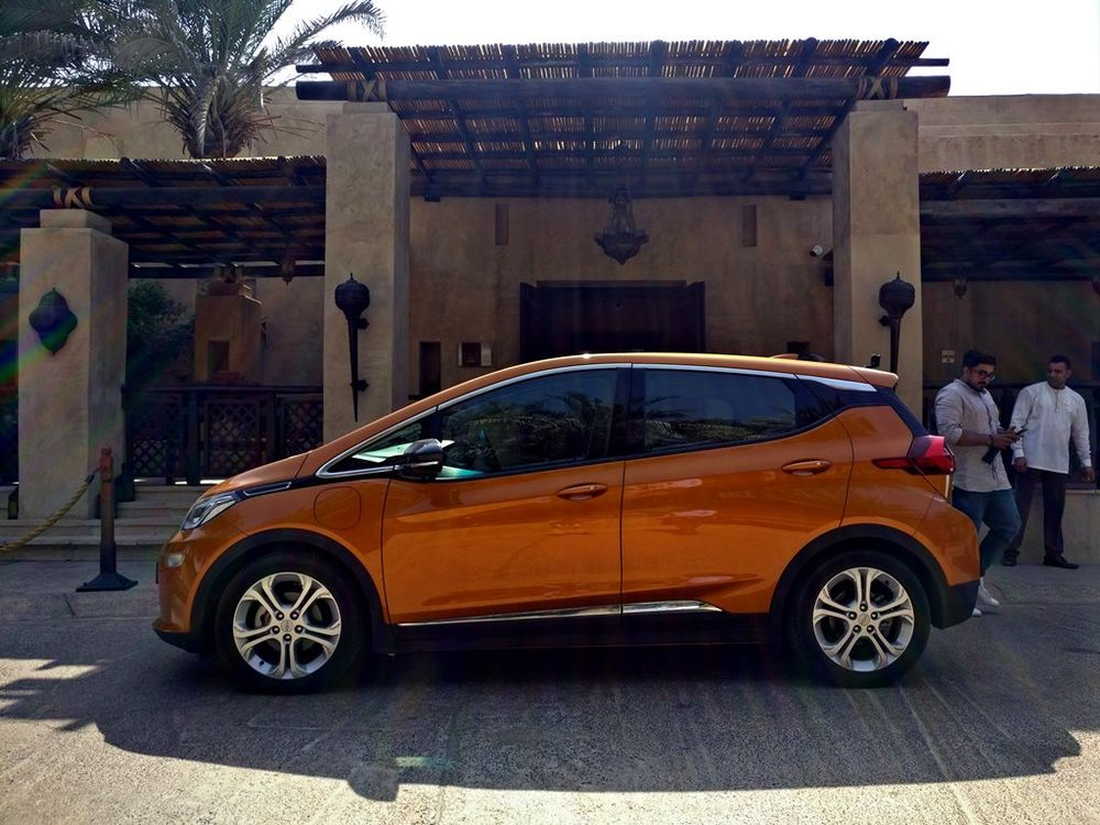 Chevrolet Bolt 2019 Side
