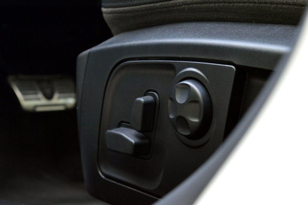 Maserati Ghibli 2019 Seat Controls