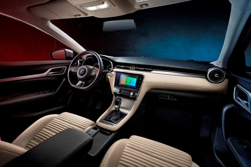 MG6 2019 Interior