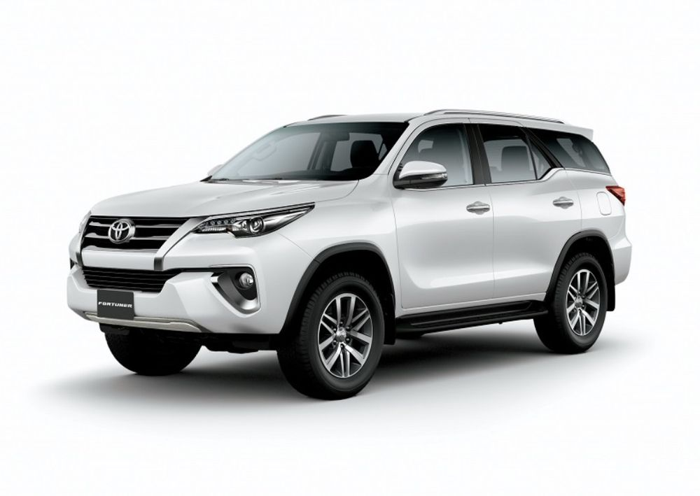 Toyota Fortuner 2019 Front