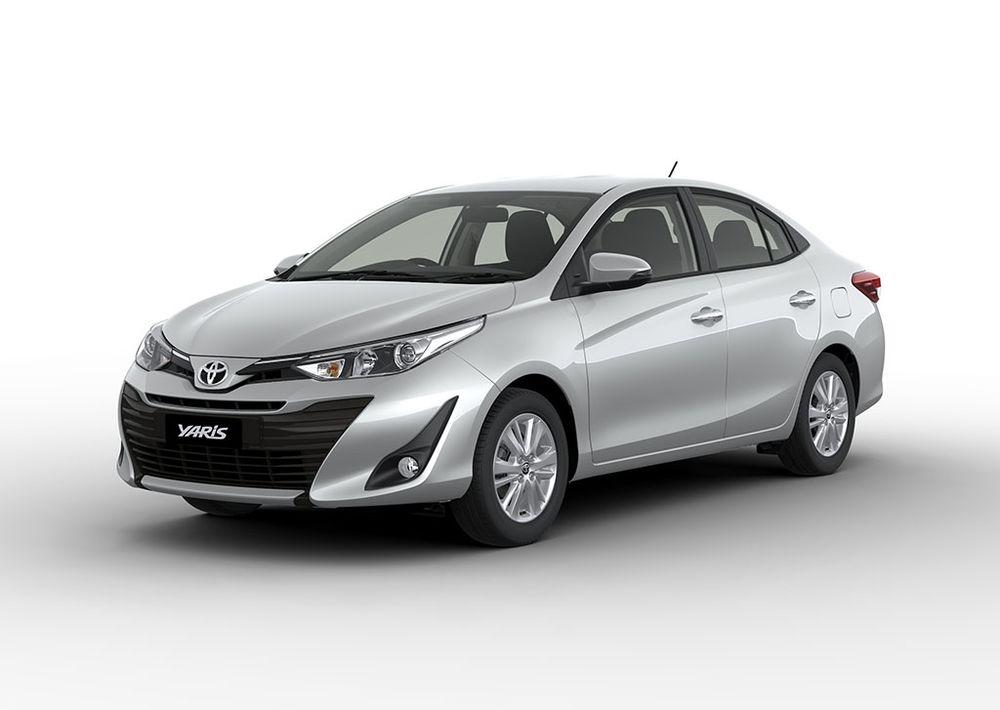 Toyota Yaris 2019 Front