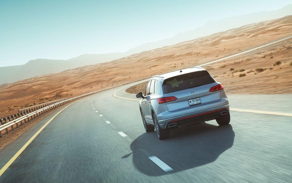 Volkswagen Touareg 2019 Rear