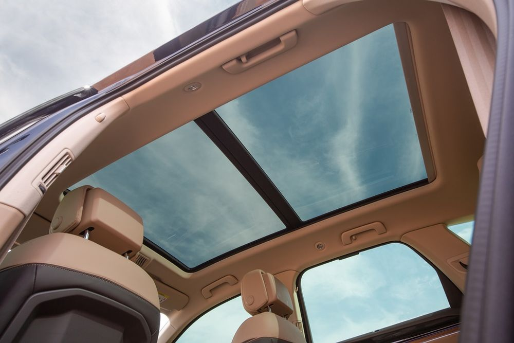 Volkswagen Touareg 2019 Panoramic Roof