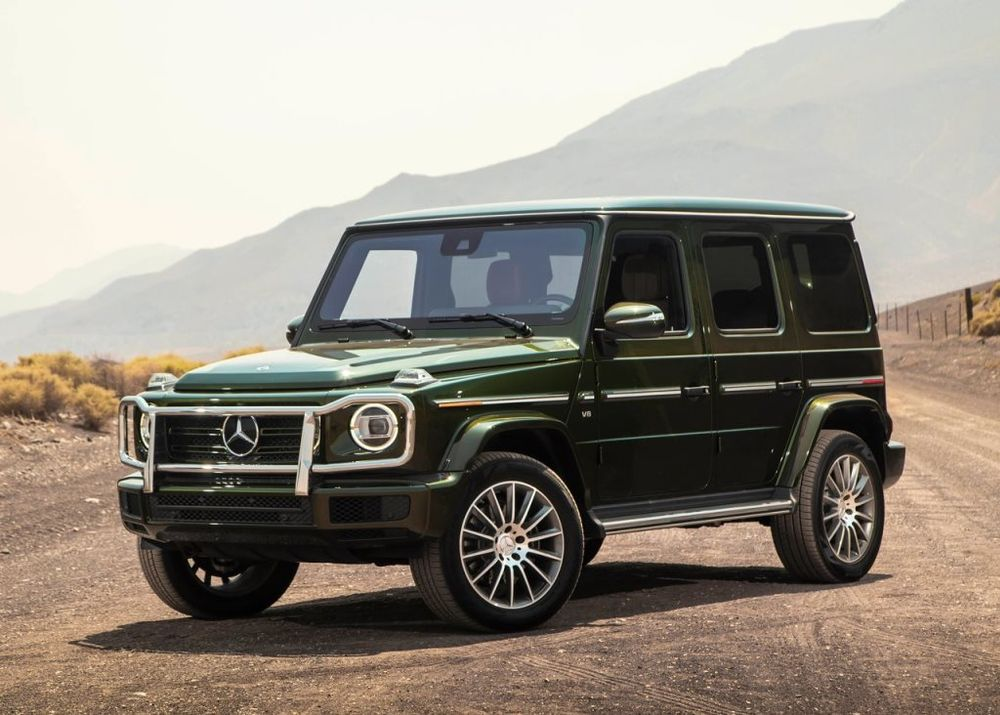 Mercedes Benz G Cl 2019