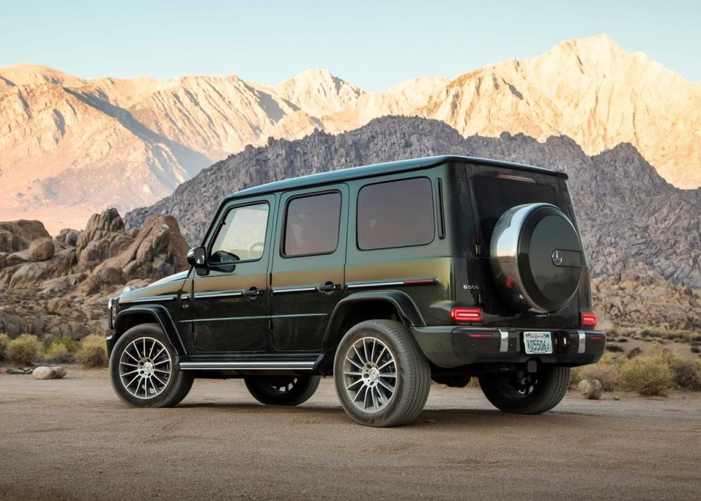 A brief overview of the Mercedes Benz G Class 2019 | Egypt - YallaMotor