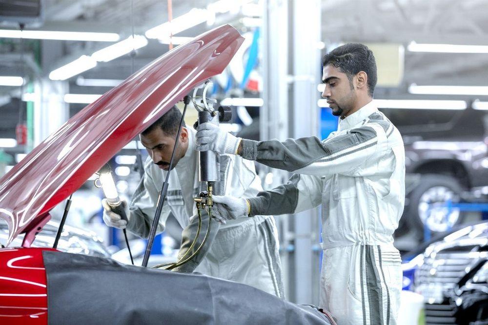 Toyota Service Bahrain