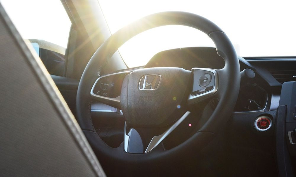 Honda Civic 2019 Interior