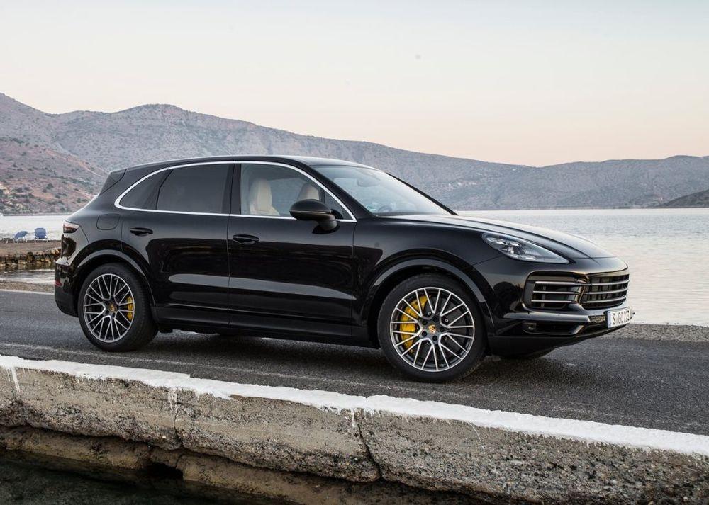 Porsche Cayenne 2018 2.9L S in UAE New Car Prices, Specs