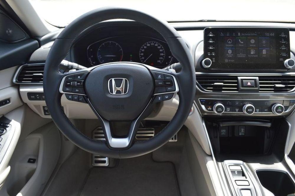 Honda Accord 2019 Interior