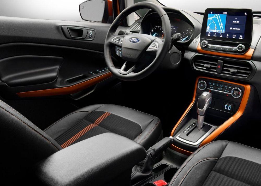 Ford EcoSport 2019 Interior