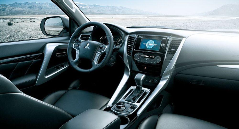 Mitsubishi Montero Sport 2019 Interior