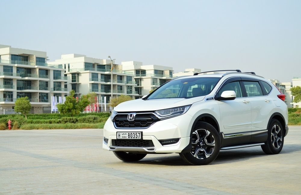 A short review of the Honda CRV 2019 | Qatar - YallaMotor