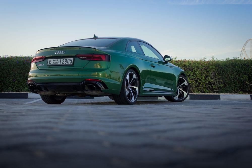 Audi RS5 2019 Rear