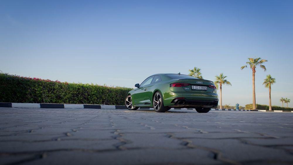 Audi RS5 2019 Review