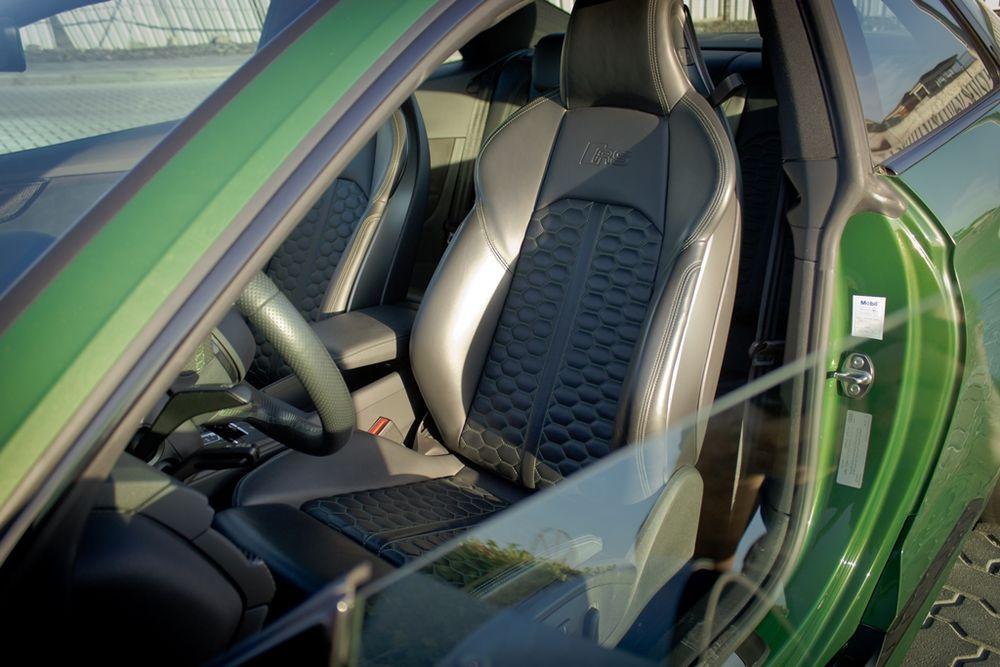 Audi RS5 2019 Seats