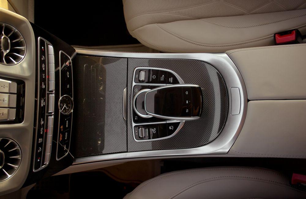 Mercedes Benz G Class 2019 Interior